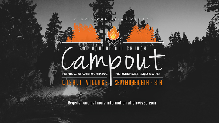 All Church Campout logo image