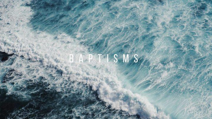 River Baptisms logo image