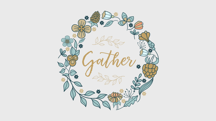 GATHER:  A Women's Crafting Event logo image