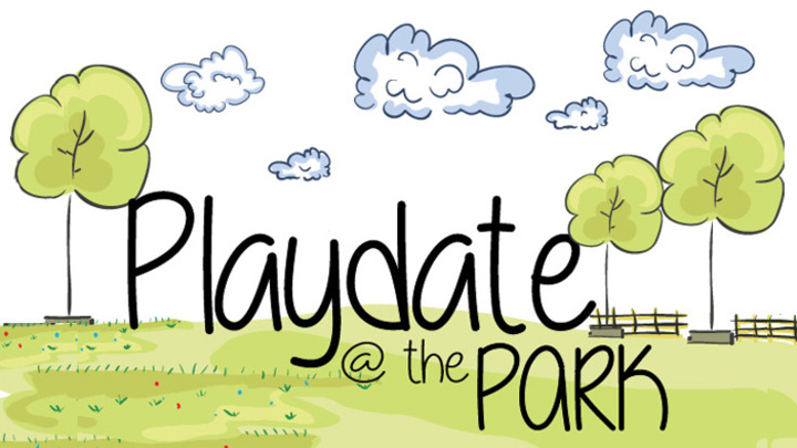 Playdate @ the Park - Lions Park in Urbandale  logo image