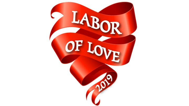 Labor of Love Summer Missions logo image