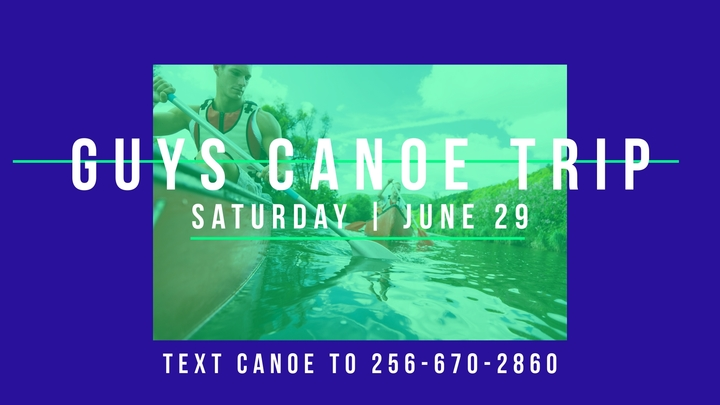 Guy's Canoe Trip logo image