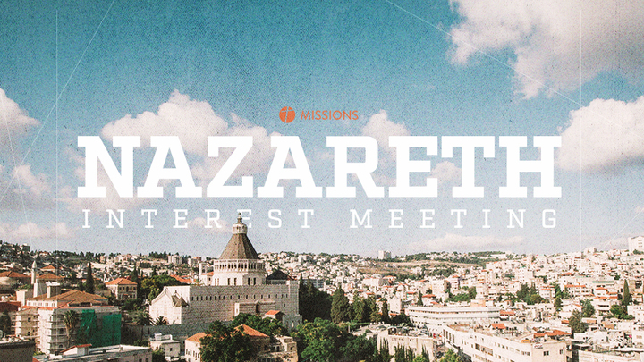 Nazareth, Israel Family Service Project- Interest Meeting logo image