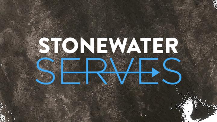 StoneWater Serves logo image