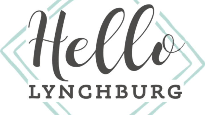 Hello Lynchburg Welcome Reception logo image