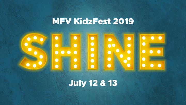 SHINE Kidzfest 2019 logo image