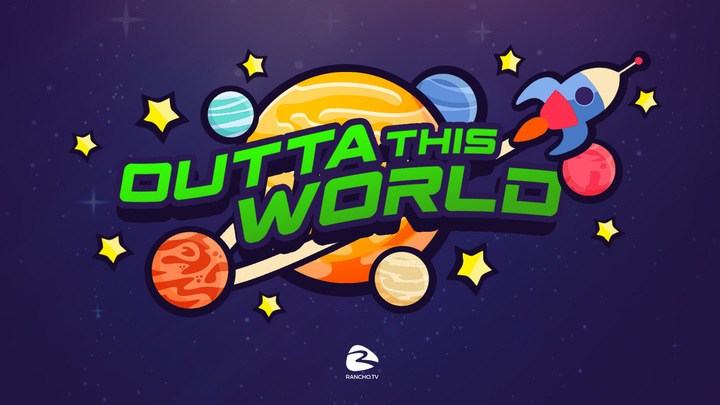 OUTTA THIS WORLD Back to School Bash logo image