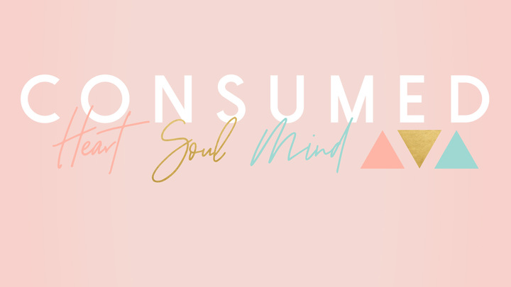 Women's Retreat 2019 - CONSUMED logo image