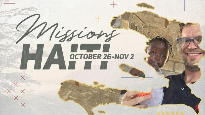 Haiti Short-term Trip | Fall 2019 logo image