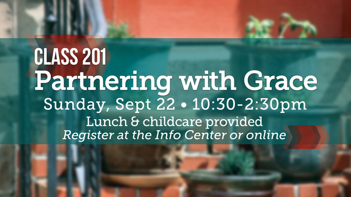 Latham 201 Class - Partnering with Grace logo image