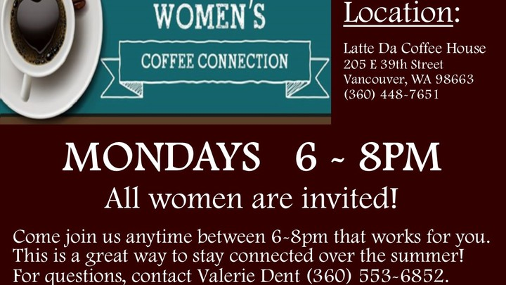 Women's Coffee Connection logo image