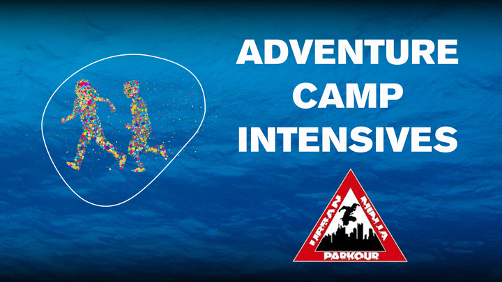 Adventure Camp Sports Intensive - Parkour logo image
