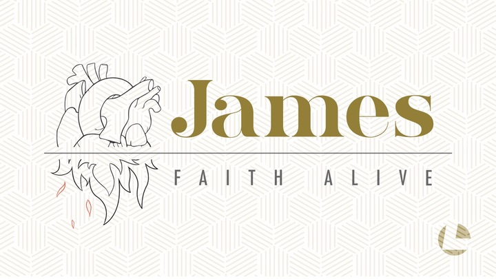 The Book of James logo image