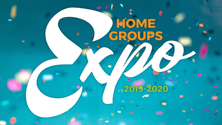 Home Groups Expo logo image