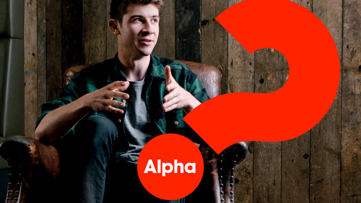 Alpha Film Series - Fall 2019 logo image
