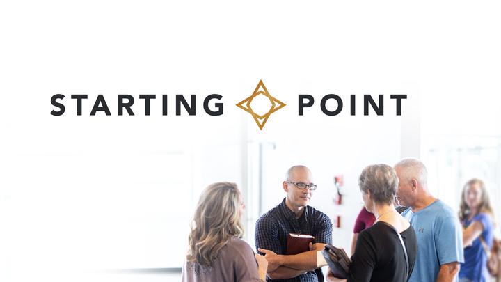 Starting Point - November 20, 2019 logo image