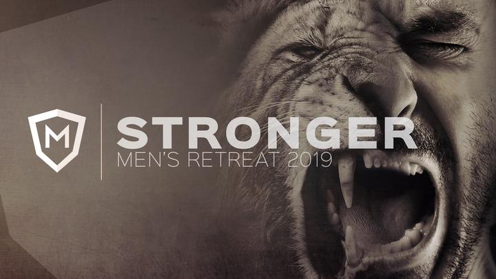 Stronger :: Men's Retreat 2019 logo image