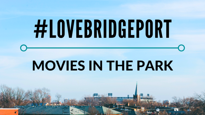 Bridgeport Movies in the Park logo image