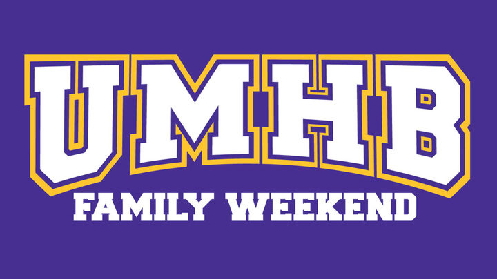 UMHB Family Weekend logo image