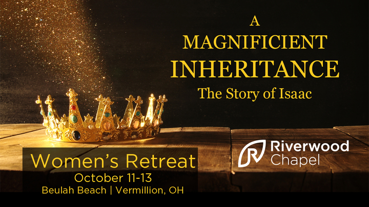 2019 Women's Retreat - A Magnificent Inheritance, The Story of Isaac logo image