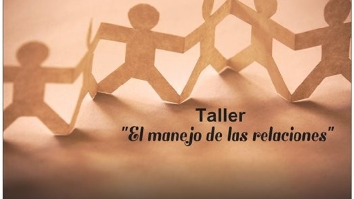 """Taller de Mujeres""""El Manejo de las Relaciones"""" Jueves logo image"""