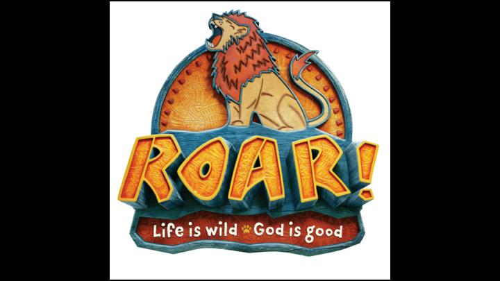 ROAR VBS 2019 logo image