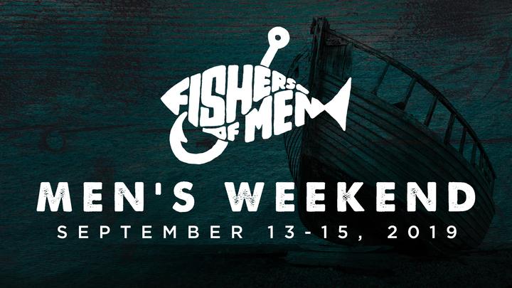 Men's Weekend 2019 logo image
