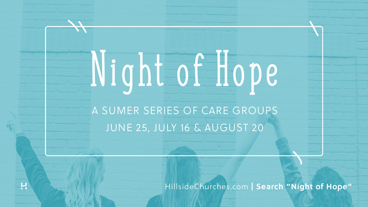 Night of Hope logo image