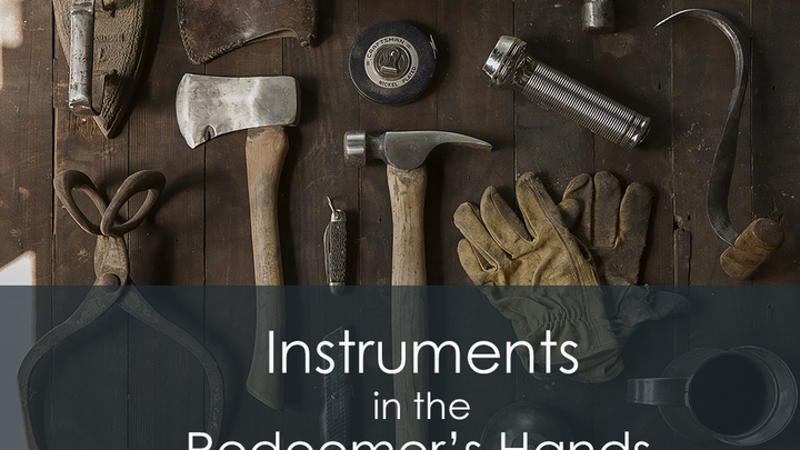 Instruments in the Redeemer's Hands - Thrive logo image