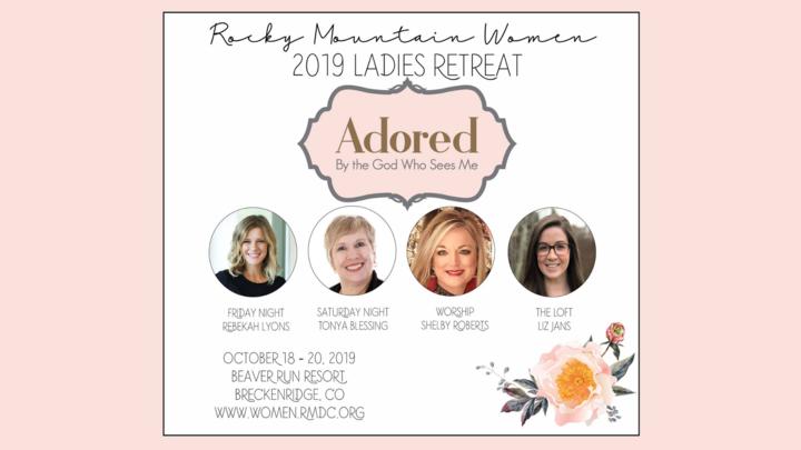 2019 Colorado Ladies Retreat logo image