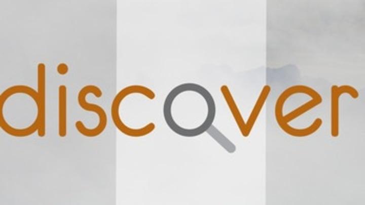 Discover GCC logo image