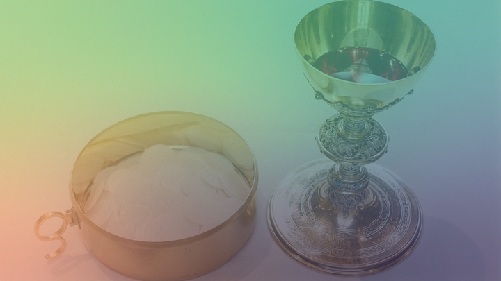 First Reconciliation/First Communion Preparation  logo image