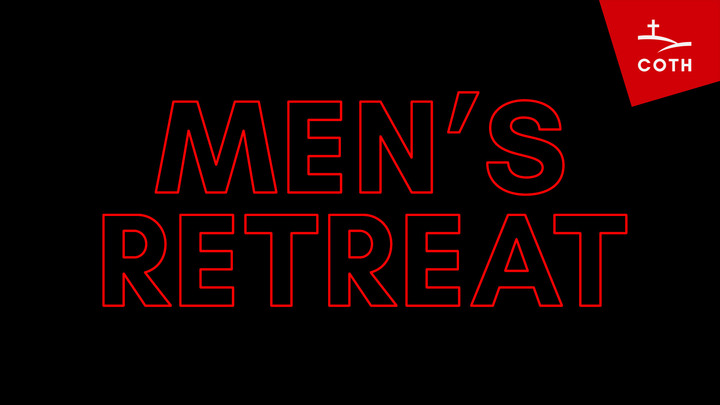 Men's Retreat logo image