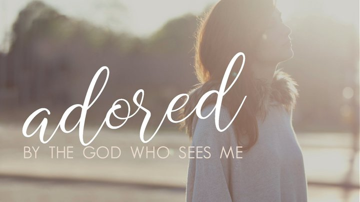 GV Women Retreat - Adored by the God Who Sees Me logo image