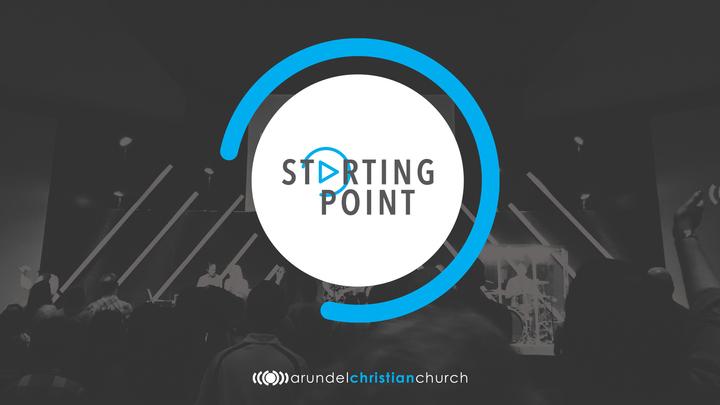 Starting Point  September 8, 2019 logo image