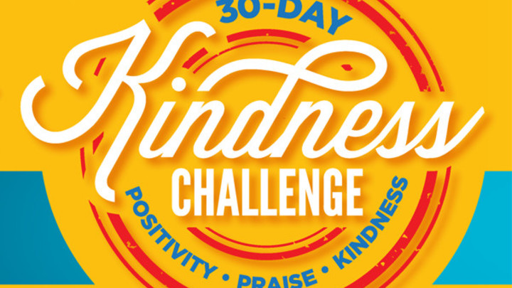 Wednesday Night Parent Elective-30 Day Kindness Challenge for Married Couples logo image