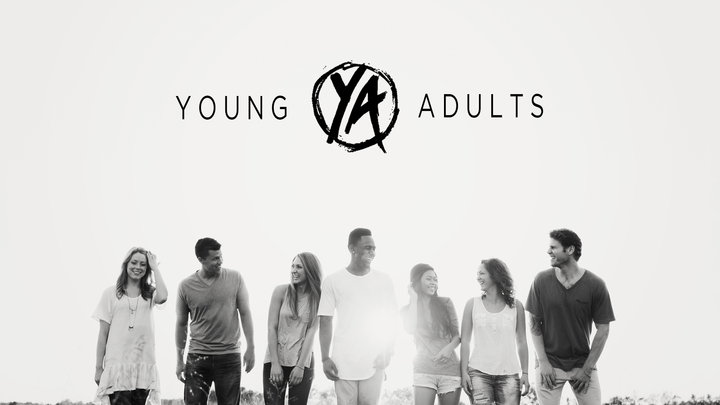 Young Adult Small Groups Summer 2019 logo image