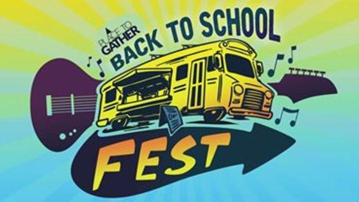 BACK TO SCHOOL FEST logo image