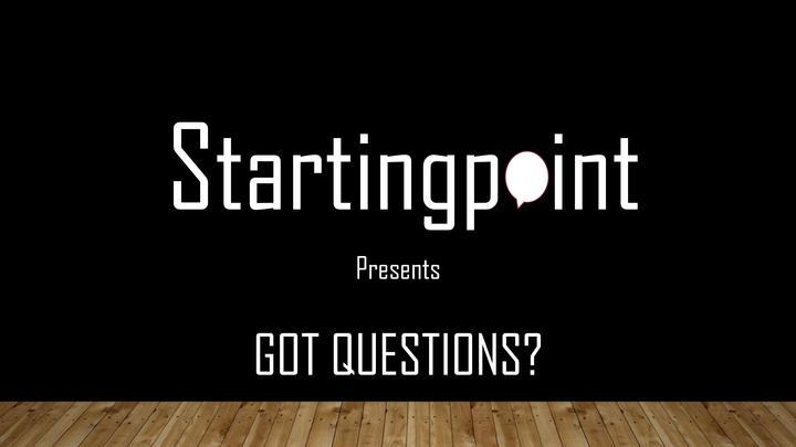 Got Questions? logo image