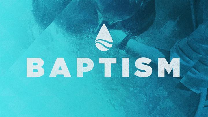 September Baptism logo image