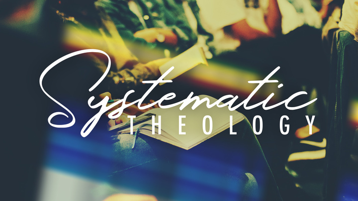 Systematic Theology - Thrive logo image