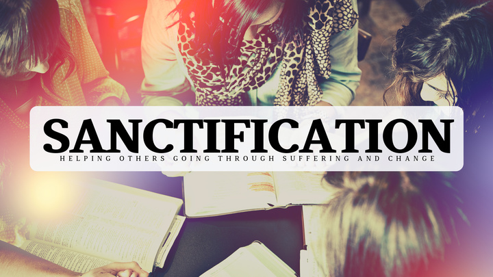 Sanctification: Helping Others Going Through Suffering and Change - Thrive logo image