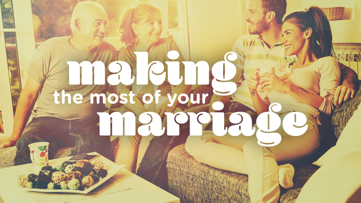 Making the Most of Your Marriage - Thrive logo image
