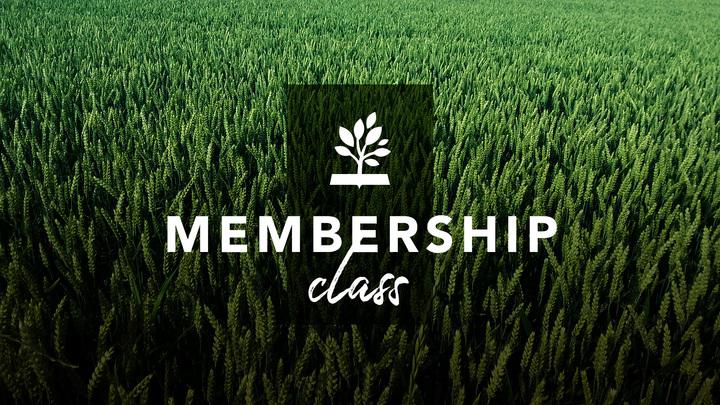 Membership Class - October 6, 2019 logo image