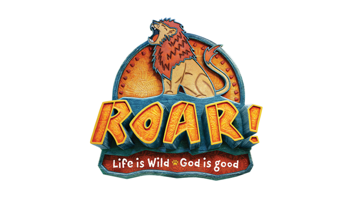 Roar Vacation Bible School logo image