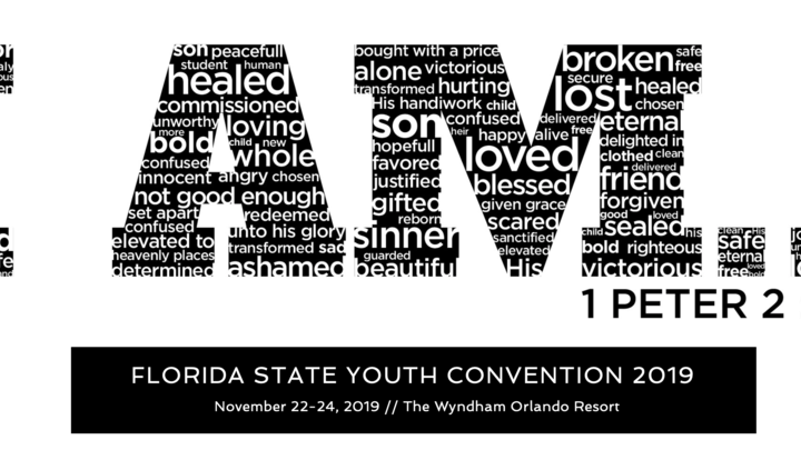 State Youth Convention logo image