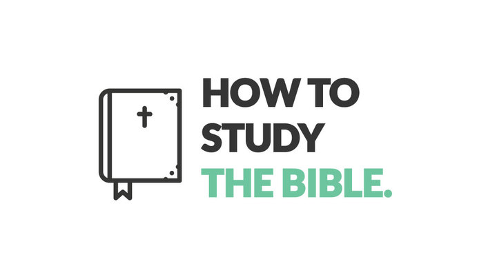 How To Study The Bible (English and Spanish) logo image