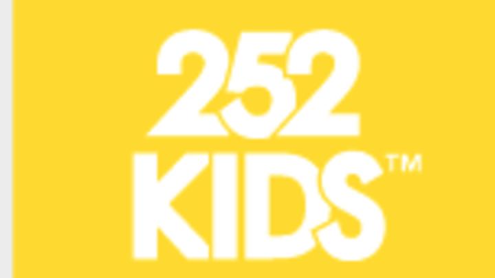 Think Orange/252 Kids logo image