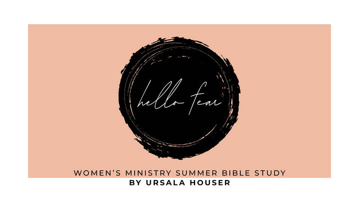 Hello Fear  logo image
