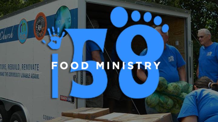i58 Food Pantry (07/06) - Afternoon Shift logo image